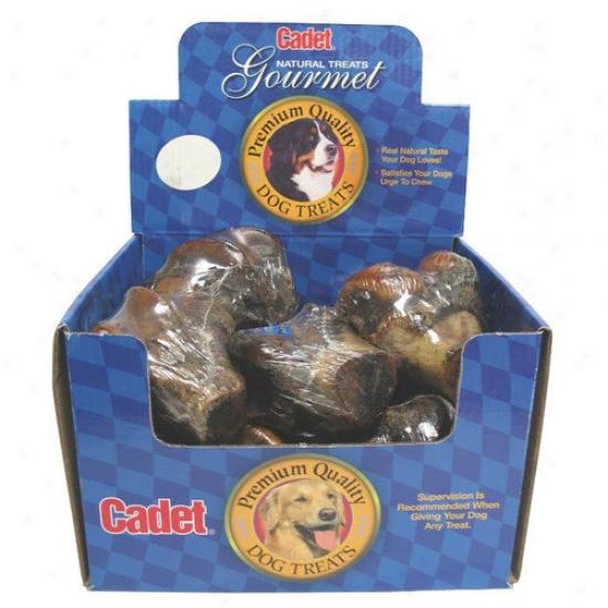 Ima Trading 12.25'' Large Knuckle Bone Dog Treat (set Of 8)