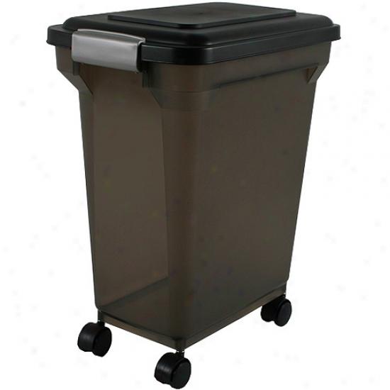 Iris 28 Qt Airtight Storage Container