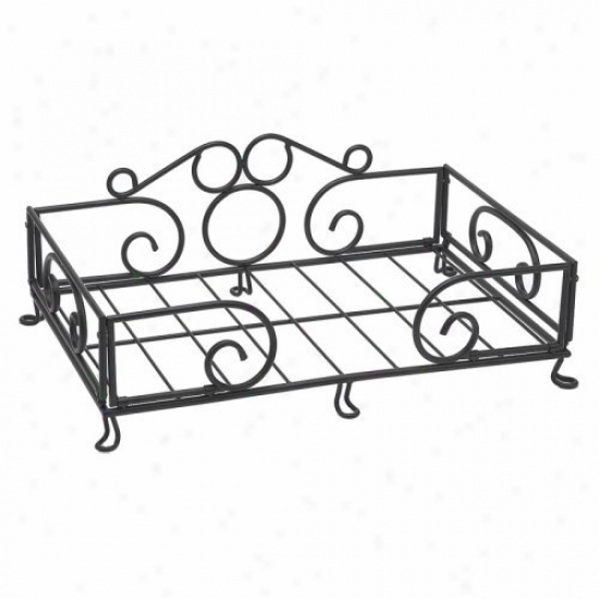 Iron Bed Frame For Pillowtop Or Coilspring Pst Bed