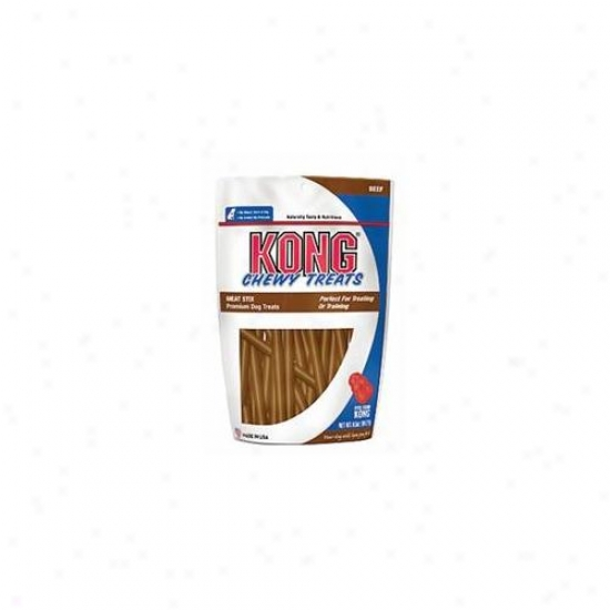 Jakks Pacific - Kong Meat Stix- Beef 6. 5 Ounce - 43496