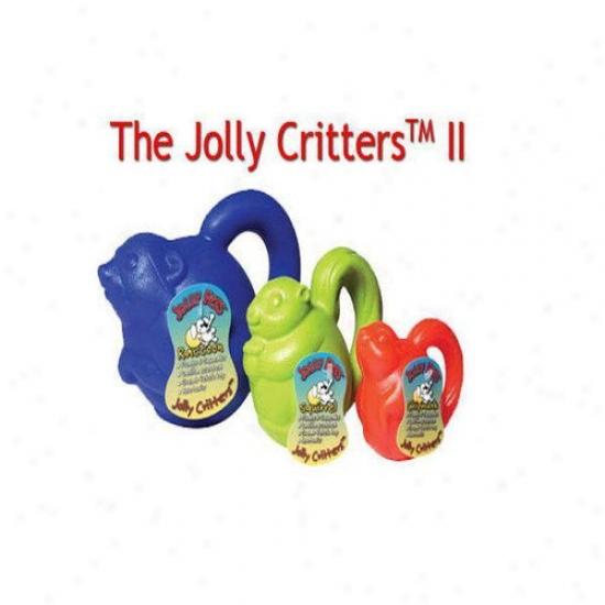 Jolly Pets Critter Ii Raccoon Dog Toy