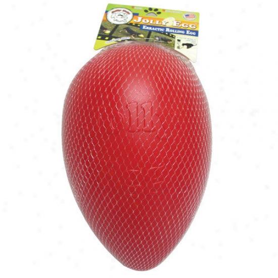 Jolly Pets Egg Shaped Ball