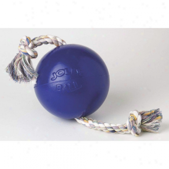 Jolly Pets Romp And Roll Ball