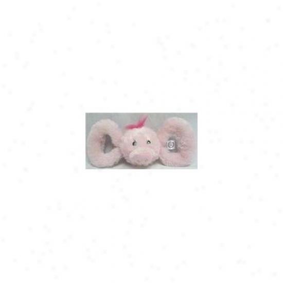 Jolly Petq Tug-a-malq Pig In Pink