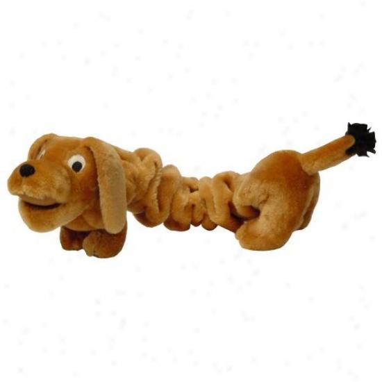 Junior Bunges Weiner Dog Toy