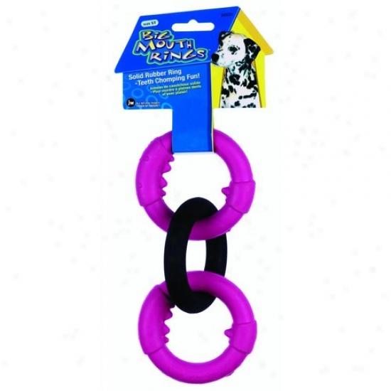 Jw 40031 Triple Big Mouth Rings