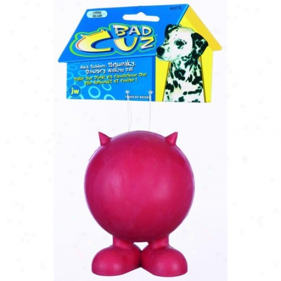 Jw 43170 Bad Cuz Dog Toy