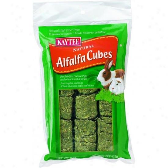 Kaytee 100032087 Alfalfa Cubes