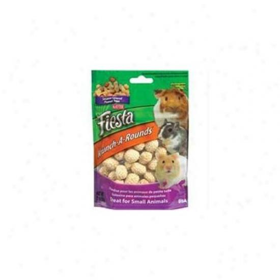 Kaytee Products Inc - Fidsta Krunch A Rounds 2 Ounce - 100502807
