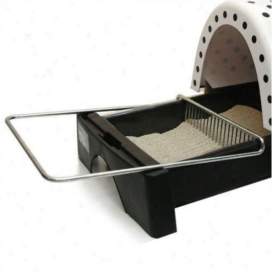 Kittyagogo Replacement Metal Sifter Rake