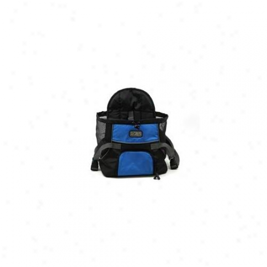 Kyjen 2509 Medium Front Carrier - Blue