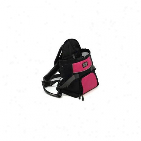 Kyjen 2514 8''h X 10''w X 13''l Small Pink Front Carrier