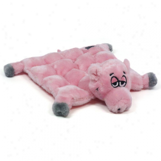 Kyj3n Squeaker Mat Large Pork Dog Toy