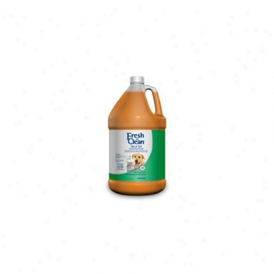 Lambert Kay 013trp-5630 Fresh N Clean Flea & Tick Conditioning Shampoo, Fresh Clean Sceht