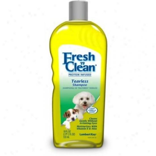 Lambert Kay 2281 Lk Fresh N Clean Tearless Puppy Shampoo