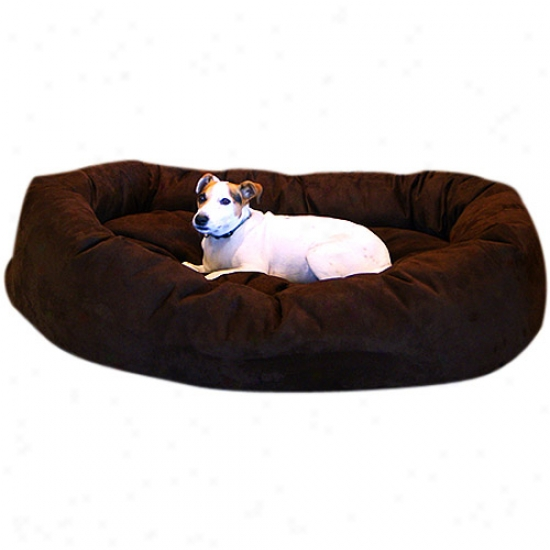 Extensive 40'' Majestic Pet Bagel Bed,micro Suede In Multiple Colors