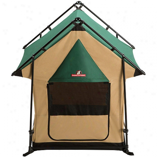 """Lucky Dog Dawg-e Dog Tent, 35"""" L X, 42""""w X, 4""""h"""