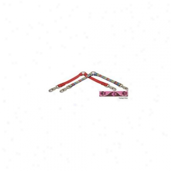 Lupine Pet 746889543503 Tickled Pink 24 Inch Coupler