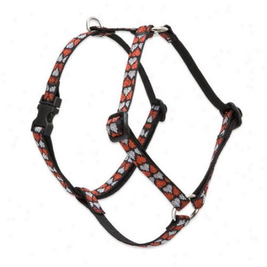 Lupine Pet Love S5tuck 1/2'' Adjustable Small Dog Roman Harness