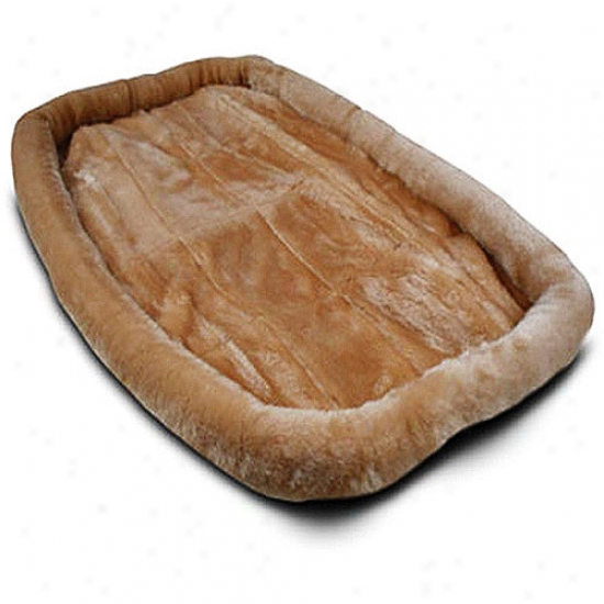 Majestic Pet 788995032366 36 Inch Intervening substance Crate Pet Bed Mat Honey