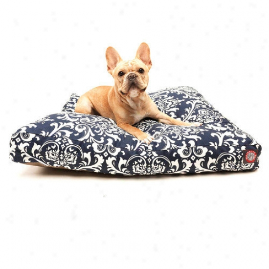 Majestic Pet Prpducts French Quarter Rectangle Pet Bed