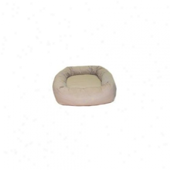 Mammoth Dog Beds Oblong Memory Foam Dog Bed