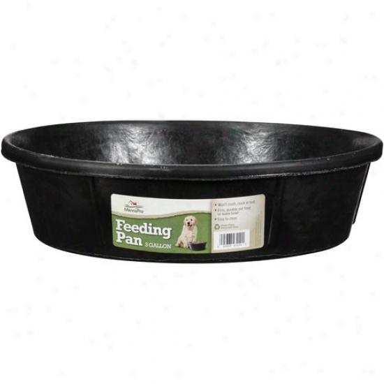 Manna Pro Feeding Pan, 3 Gal