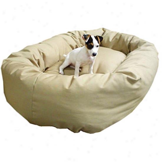 Medium 32'' Majestic Pet Bagel Bed,multiple Colirs