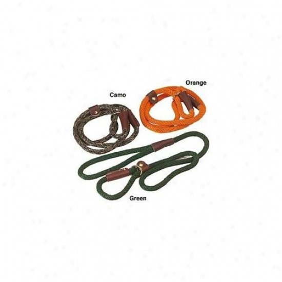 Mendota Me02605 Small Slip Lead 0. 375 Inch X 6ft - Camo