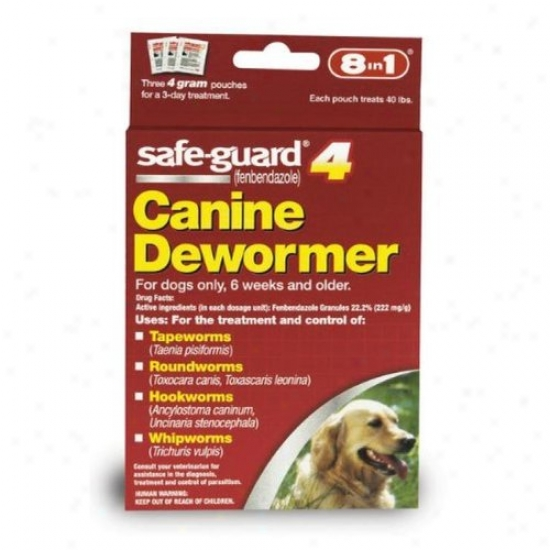 Merck Animal Health 040694/001-004109 Guard Dog Wormer