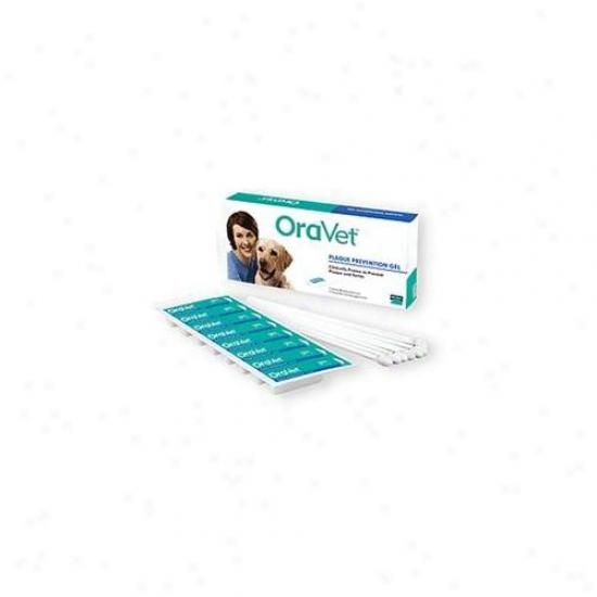 Merial 018mer-01 Effective Oravet Works Plaque Gel