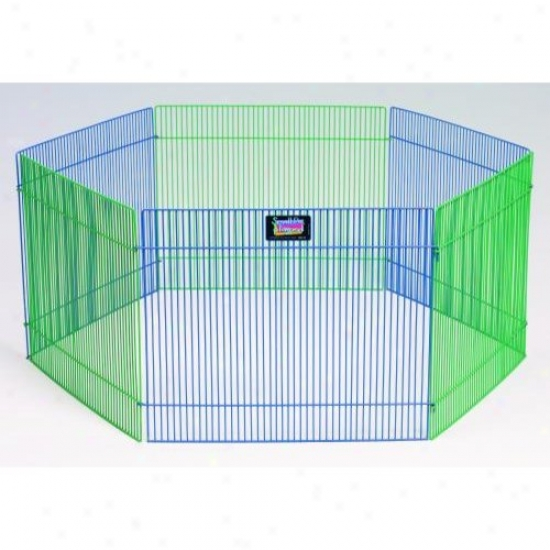 Midwest 100-15 Small Animal Play Pen