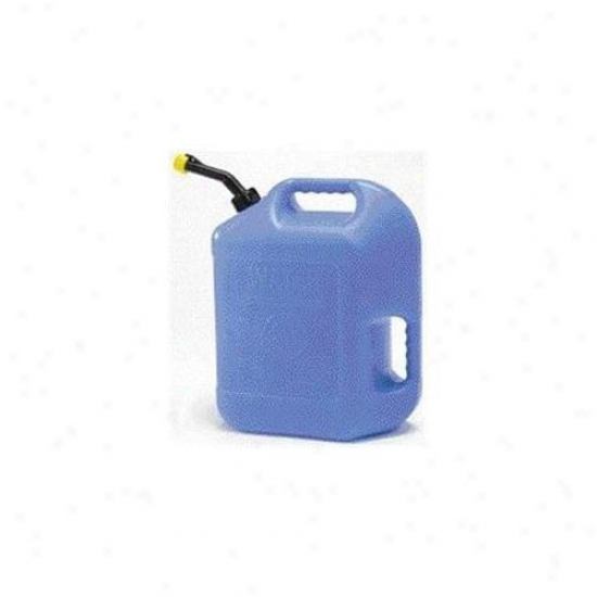 Midwest Can Company Water Container- Blue 6 Gallon - 6700