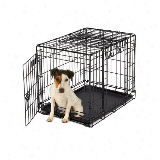 Midwest Homes For Pets Ovation Trainer Double Door Dog Crate