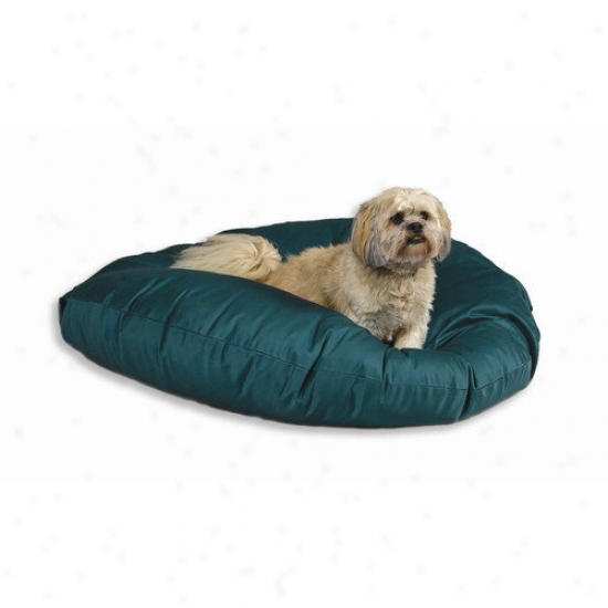 Midwest Homes For Pets Quiet Time E'sensuals Synthetic Poly/cotton Round Dog Ber