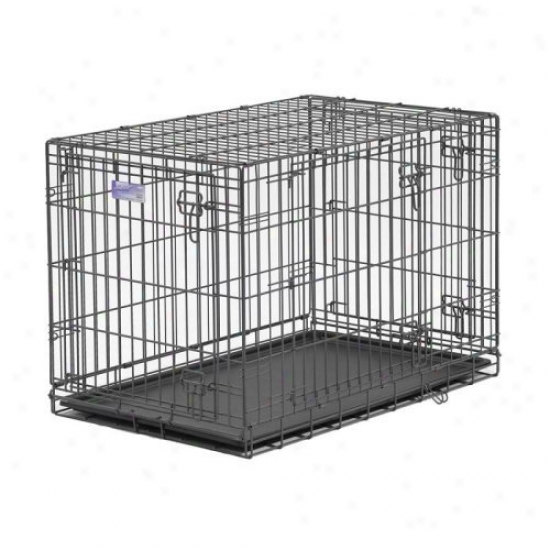 Midwest Select Series Triple Door Dog Crate