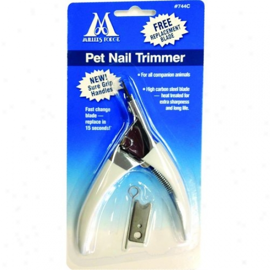 Millers Furnace  744c Guillotine Nail Clipper