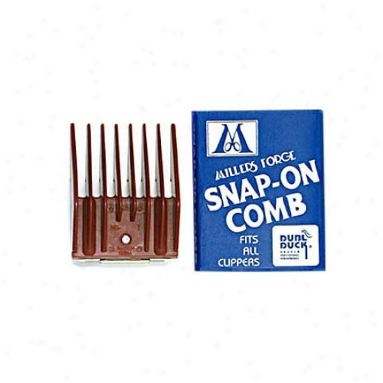 Miloers Forge Dog Clipper Snap Comb