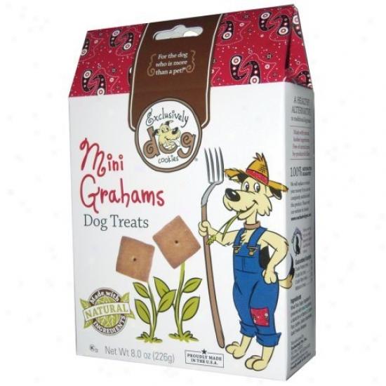 Mini Grahams - 8 Oz. Package - Case Of 12