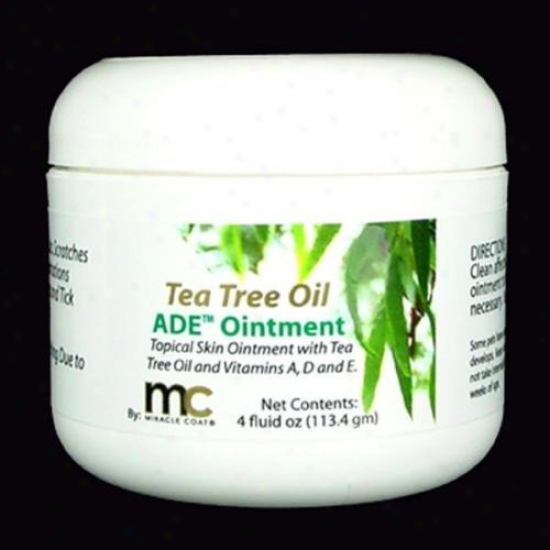 Miraclecorp 3004 Tea Tree Skin Care Ointmeht