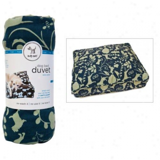 Molly Mutt Llc Dd05b 36in X 27in X 5in Perfect Afternoon Dog Bed Duvet