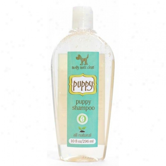 Molly Mutt Llc Puppy10 10 Oz Fop Shampoo