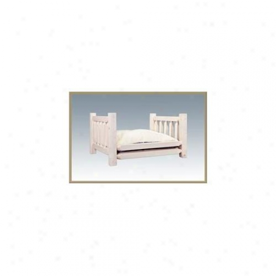 Montana Woodworks Mwucrdg Homestead Collection Pet Bed Attending 30x40 Mattress Ready To Fijish