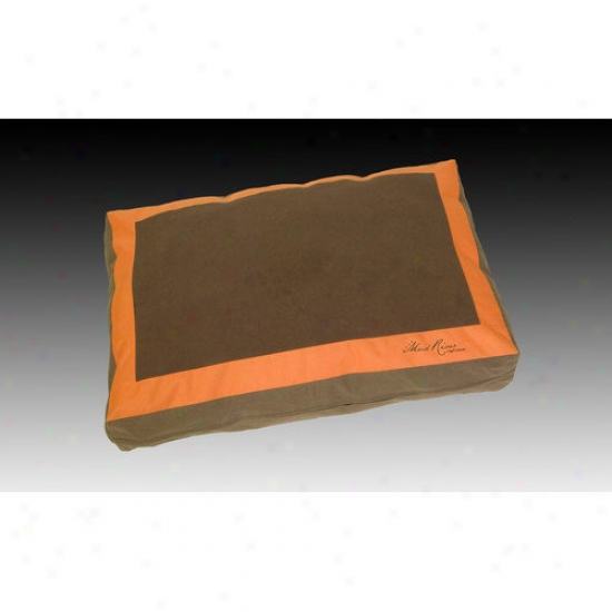 Mud River Dog Products Home Base Poly Filling Dog Bed