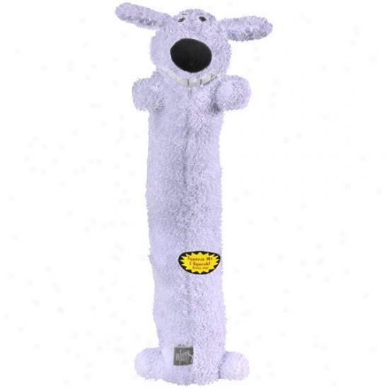 Multipet 47712 Loofa Dog Toy