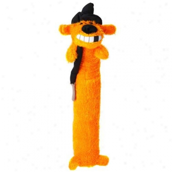 Multipet Loofa Halloween Witch Dog Toy