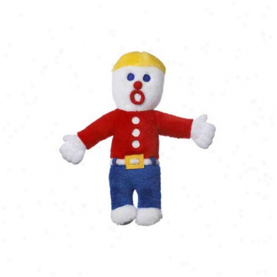 Multipet Saturday Night Live Mister Bill Dog Toy