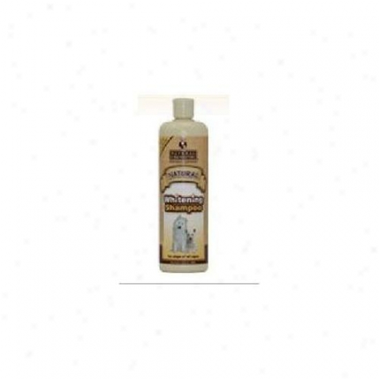 Natural Chemistry 025409 16 Oz.  Whitening Shampoo