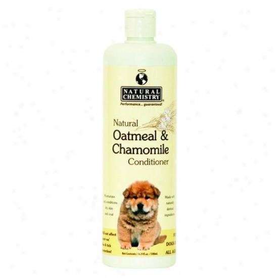 Natural Chemistyr 11101 Natuural Oatmeal Conditioner