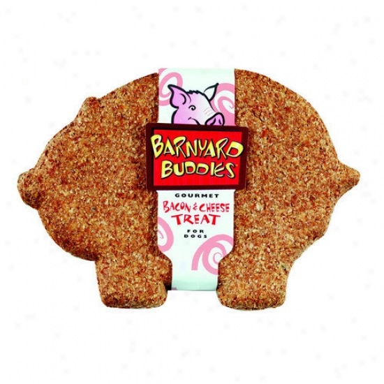 Nature's Animals Pig Dog Biscuit Dog Treat (18-pack) (set Of 18)